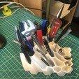 Download free STL file Pen and Pencil Holder  • 3D print object, mathlete