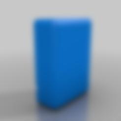 box_bottom.stl Télécharger fichier STL gratuit Boîte à piles 10S2P • Modèle pour imprimante 3D, dunc