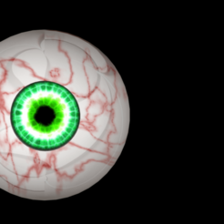 1.png Download free STL file Free 3d rigged eyes of devastation • 3D print model, NadavRock