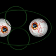 Download free 3D printing models Free model of rigged eyes of temptation, NadavRock
