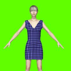 2.png Download STL file Dress of eternal light • 3D print design, NadavRock
