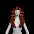 Download free 3D printing models Free wonderful woman's hair, NadavRock