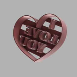 corazon2.png Download STL file Heart pancake and cookie cutter • 3D print object, masedone6278