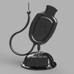 Douchebag_award.png Download free STL file Douchebag Trophy • 3D printer object, adisoday