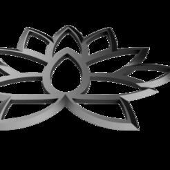 Flower Shuriken - peach flower.png Download STL file Shuriken; Flower Shuriken - Peach Flower • 3D printable template, adisoday