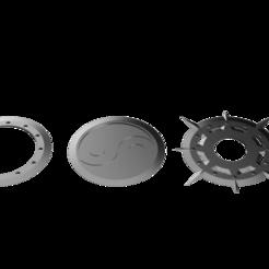Chakram Shuriken Set.png Download STL file Shuriken; Chakram Shuriken Set • 3D printing template, adisoday