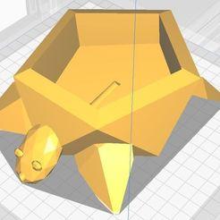 Captura.JPG Télécharger fichier STL Tortue polyvalente basse. • Modèle imprimable en 3D, Vetusta_3D