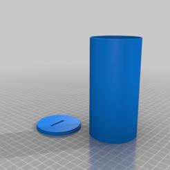 Pig_bank.png Télécharger fichier STL gratuit Banque de pièces de monnaie • Design pour impression 3D, drewz989