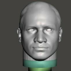 fettMego1.jpg Download STL file Clone Trooper Mego Scale • 3D print model, geekbot71