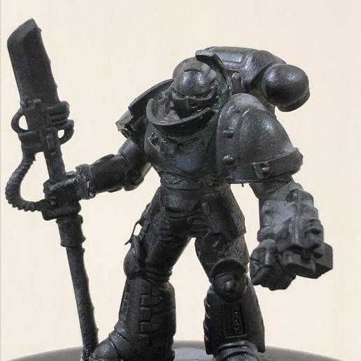 Download free STL file Primaris Grey Knight squad, joeldawson93
