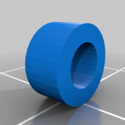 M3x3spacer.png Download free OBJ file EXPIRE, the quickly folding large quadcopter • 3D printable object, Blaise_fr