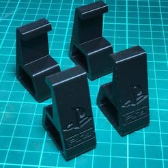 1.jpeg Download free STL file PAW PS4 Plasy Station 4 • 3D printer design, Puro3D
