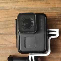 Download 3D model GoPro Vertical Support, albert_lahoz