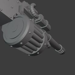 2020-09-21 15_39_29-Blender_ [C__Users_Heiko_Documents_3d-druck_Tabletop_Horus Heresy_Weapons_heavy .jpg Télécharger fichier STL gratuit Armes lourdes - Pack 1 • Modèle à imprimer en 3D, theadditivemanufacturer