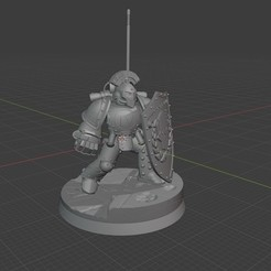 2020-09-16 13_23_19-Window.jpg Download free STL file Iron Warriors Siege Breaker • Template to 3D print, theadditivemanufacturer