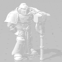 2020-09-14 14_50_38-warsmith_body_1.1 ‎- Print 3D.jpg Download free STL file Warsmith • 3D printing design, theadditivemanufacturer