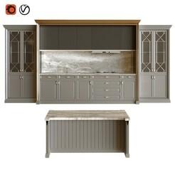 1.jpg Download STL file gray kitchen 002-1 • 3D printer model, unisjamavari