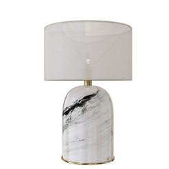 Télécharger plan imprimante 3D lampe de table en marbre, unisjamavari