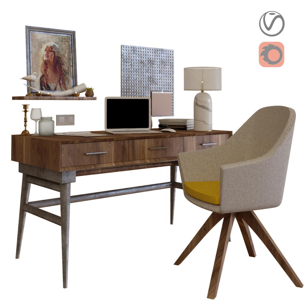 1.jpg Download STL file work table 3 • 3D printer design, unisjamavari