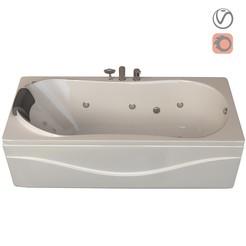 1.jpg Download STL file bathtub 780 ariana • Design to 3D print, unisjamavari