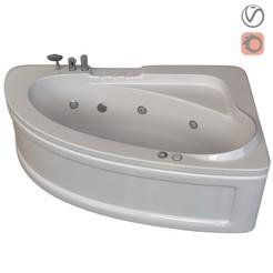 1.jpg Download STL file bathtub 702 ariana • 3D printable model, unisjamavari