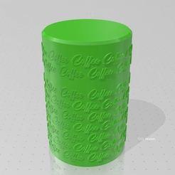 Coffeee complete.JPG Download free STL file Coffee containment • 3D print model, Bobcat_le_Bricoleur