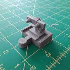 TrainTrackBumper02.jpg Download STL file Toy Train Track Bumper • 3D printing model, 3dGrimwood