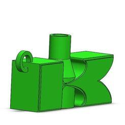Captuhra.JPG Download STL file kawasaki • Model to 3D print, pedromanuelmartinezmartinez