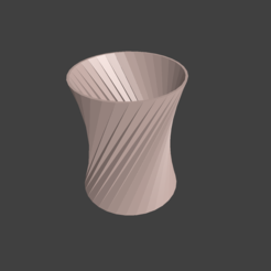 1.png Download STL file Low Poly Flower Pot • 3D printing template, Reft_Yilm