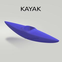 New Project(63).png Télécharger fichier STL Kayak • Modèle pour imprimante 3D, ditomaso147