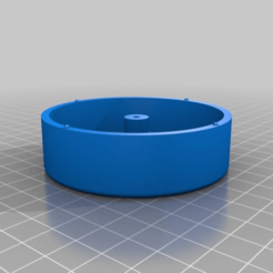 Download free 3D print files Puck dessiccant holder, KShapley