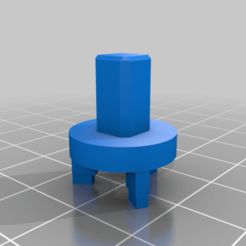 093_Ralph_-_grommet.png Télécharger fichier STL gratuit Oeillet à vide pour robot Stirling • Modèle pour imprimante 3D, KShapley