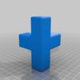 Télécharger fichier STL gratuit Raccords et supports pour tubes d'acier carrés de 25 mm • Modèle à imprimer en 3D, KShapley