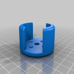 Download free 3D printing templates Archery Cup, KShapley