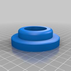 095_Collar.png Télécharger fichier STL gratuit Collier pour lampe à artichauts • Plan imprimable en 3D, KShapley