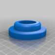 Download free 3D print files Collar for Artichoke Lamp, KShapley