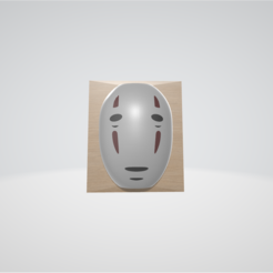 chihiro n 2.png Download OBJ file Spirited Away - Faceless • 3D print design, SpicyMike