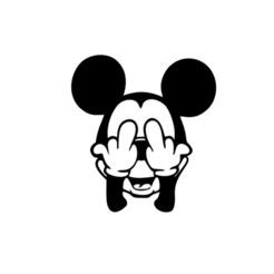 2.png Download STL file Disney Mickey Mouse Wall Art • Template to 3D print, saracokan