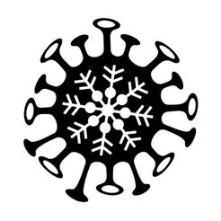 1.png Télécharger fichier STL Art des flocons de neige Corona • Plan imprimable en 3D, saracokan