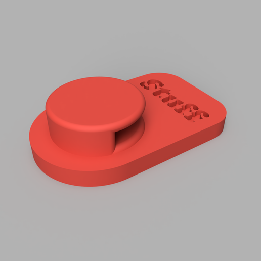 Télécharger fichier STL gratuit Super Simple Stuff Hanger (SSSH !) • Plan pour imprimante 3D, PRINT3DCONCEPTS