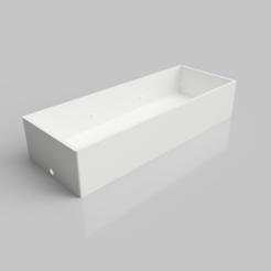 sponge holder.PNG Télécharger fichier STL gratuit Porte-éponge et porte-savon avec grille amovible • Modèle pour impression 3D, PRINT3DCONCEPTS
