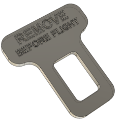 Capture.PNG Download free STL file Seat-belt buckle for UK Toyota RAV4 2017 (may well work on other cars!) • 3D printable template, PRINT3DCONCEPTS