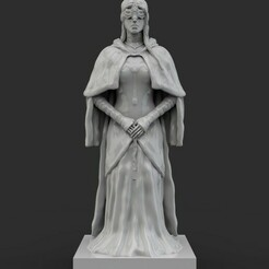 1.jpg Download OBJ file Dark Souls Fire Keeper • 3D print template, Matthew1338