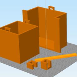 Maceta Cuadrada 10x10.png Télécharger fichier STL Moule à pot carré • Objet pour impression 3D, nestor-herrera95