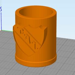 CAI.png Télécharger fichier STL Mate indépendant • Plan pour impression 3D, nestor-herrera95