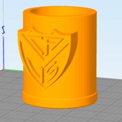 CAVS.png Télécharger fichier STL Mate Velez • Objet pour imprimante 3D, nestor-herrera95