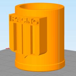 Racing .png Télécharger fichier STL Mate Racing Club • Modèle pour imprimante 3D, nestor-herrera95