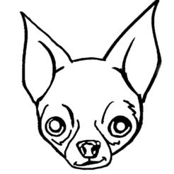 perro chiguagua marcador.png Télécharger fichier STL chiguagua doggie cutter • Design pour impression 3D, jml_1689