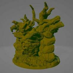 Screenshot_2.jpg Download free STL file Force of Nature • 3D print object, Code2