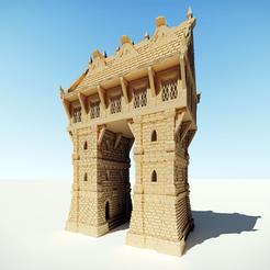 Ulvheim_05_Cover_Ok.png Télécharger fichier STL gratuit Le pont d'Ulvheim • Design à imprimer en 3D, Code2